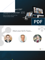 GoToConnect Free Access Support Center 101_