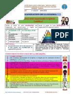 05 EDUCACIÓN RELIGIOSA/ORGANIZACIÓN DE LA IGLESIA