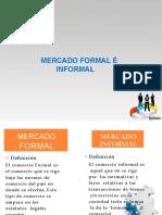 mercado formal e informal