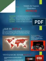 Trabajo -Modelo de Negocio Netflix - Luis Alberto Ayarza Flores