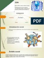 GLOBALIZACION SOCIAL -