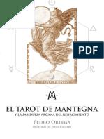 Pedro Ortega - El Tarot de Mantegna  y la sabiduría arcana del Renacimiento