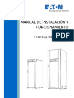 Eaton_93E_UPS_15-80_kVA_Installation_and_Operation_Manual_ES_614-01975-00_Rev_001