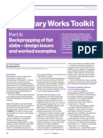 TW Toolkit 6 - Backpropping of Flat Slabs (Istructe).pdf