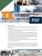 Bab e - Metodologi