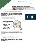 Parte 1 - Como recuperar OBD eu códigos de problema (1992-1995 2.pdf