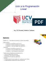 08. ProgramacionLineal