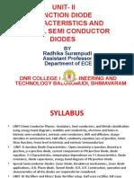 semi conductor diodes