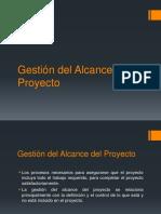 Alcance proyecto