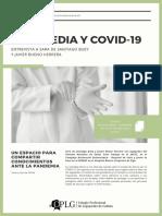 Logopedia y covid 19