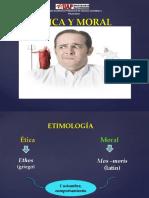 ÉTICA Y MORAL!!!