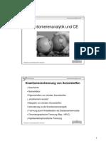 enantiomerentrennung