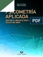 Psicometría Aplicada con Jamovi (Elosua, P., y Egaña, M.; 2020)