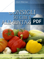 Consigli su cibi e alimentazione