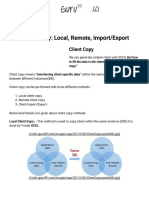 SAP Client Copy_ Local, Remote, Import_Export