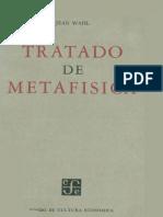 WALH, Jean, Tratado de Metafísica.pdf