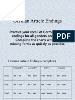 German-Article-Endings-practice