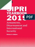 SIPRI.YearBook.2019.ArmamentiESicurezzaInternazionale.