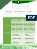 ACT1.3 comparativo sobre Paradigmas cuantitativos y cualitativos