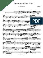 Haydn_ConcertoNo1_part1
