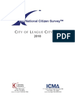 League City-Report of Results FINAL-2010
