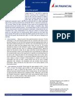 Galaxy Surfactants - Management meet - JM Financial