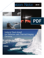 Ice Detection with Thermal Imaging