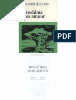 Hiroshima mon amour - Marguerite Duras - ER.pdf