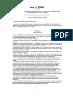 Legea 87 Din 2006_Asig. Calitatii in Educatie