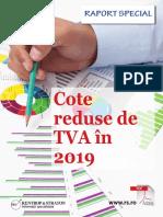 Raport special Cote reduse de TVA in 2019190128110641