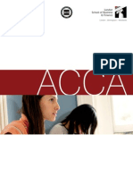 ACCA Full-Time Brochure