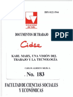 Documento de Trabajo No. 183