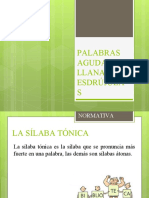 agudes llanas esdrujulas.pdf