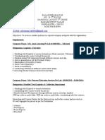 Balu updated Resume 1