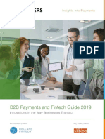 B2B Payments and Fintech Guide 2019 - Innovations in the Way Businesses Transact.pdf