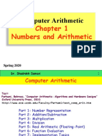 arithmetic chapter1