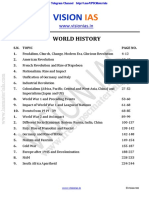 Vision IAS GS1 World History 2020
