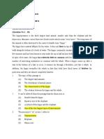 TOEFL READING ( Ainurmalinda)