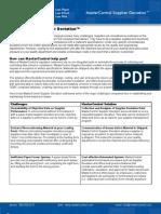 MasterControl Supplier Management Software