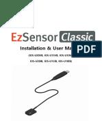 [EzSensor Classic(SI) IOS-U20VB U20IB] Manual_ENG_v 1.4_170530