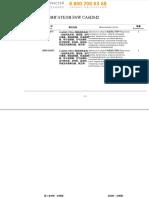 FAW CA6DM2. Каталог составных частей