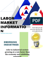 LABOR MARKET CAROUSEL SHEETS- Module 2 activity
