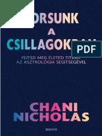Chani Nicholas - SORSUNK A CSILLAGOKBAN