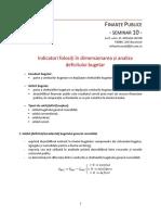 2019-2020 - FP - Seminar 10 - Deficit bugetar
