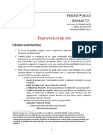2019-2020 - FP - Seminar 11 - Imprumuturi de stat (1)