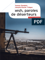 Daesh, paroles de deserteurs