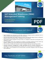 SAP EWM_Course_Profile_4SYSTEMS