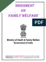 Family-Welfare