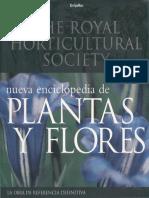 ROYAL HORTICULTURAL SOCIETY-Nueva Enciclopedia de Plantas y Flores