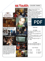 Newsletter January 2011
